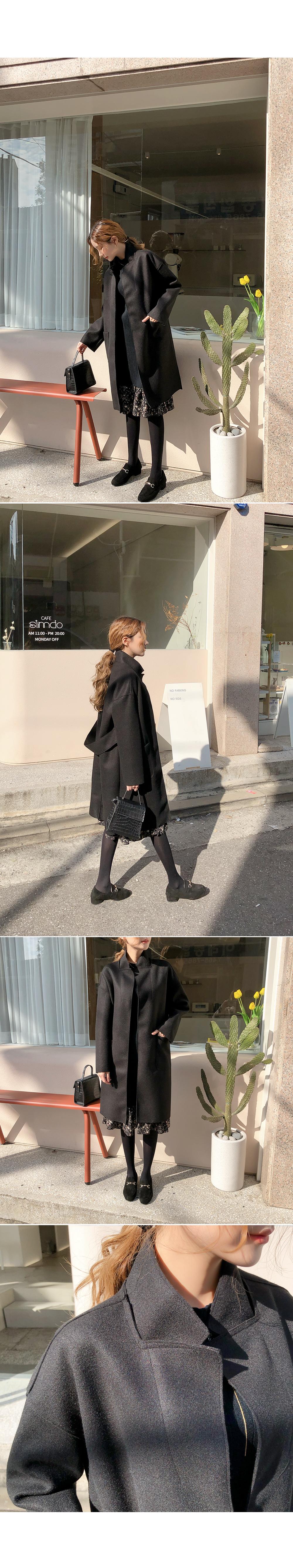 Back line Pretty coat