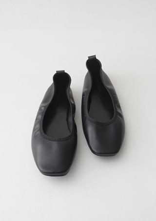 stitch light-weight flat shoes