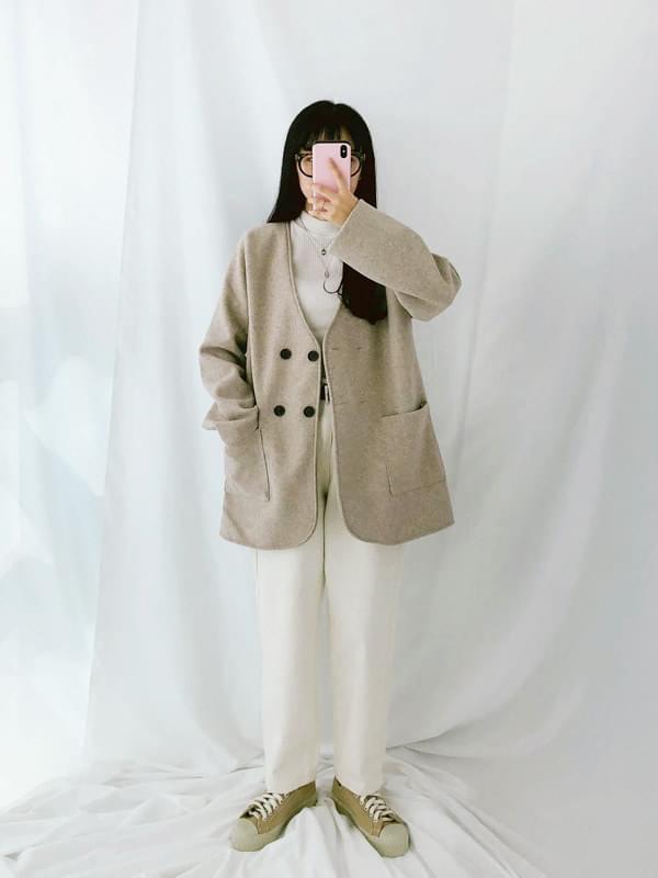 Maid Double Jacket