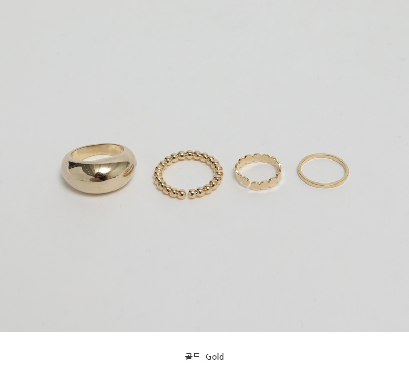 Plate ring set_C