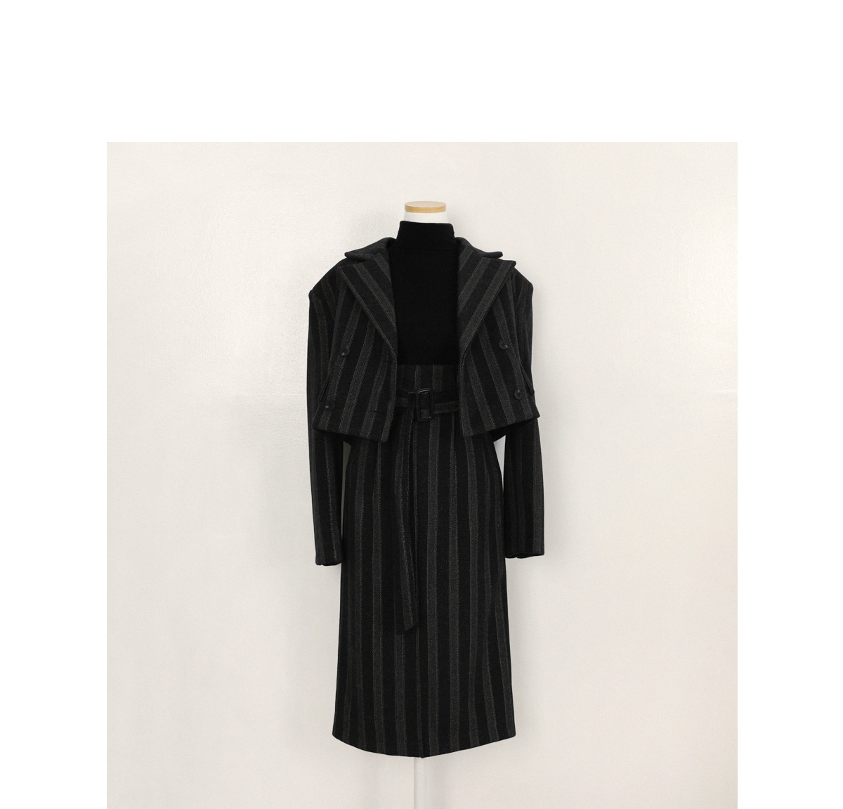 Janl ST wool skirt