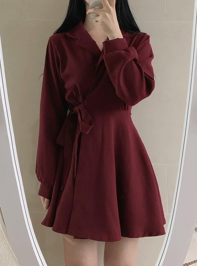 Gauney Kara Wrap Dress