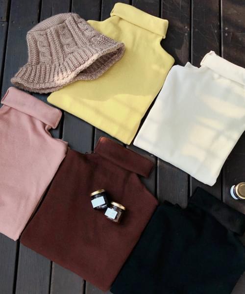Daily Ladies Turtleneck Knitwear