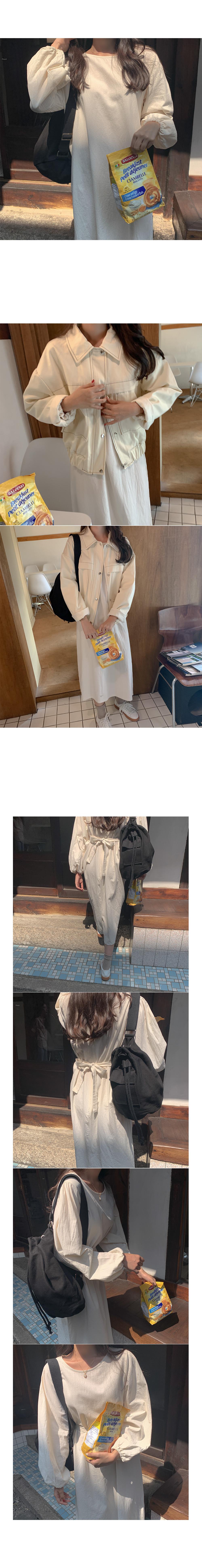 Eden Stitch Short Jacket