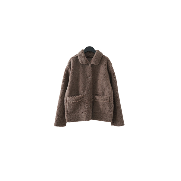 cozy dumble soft jacket