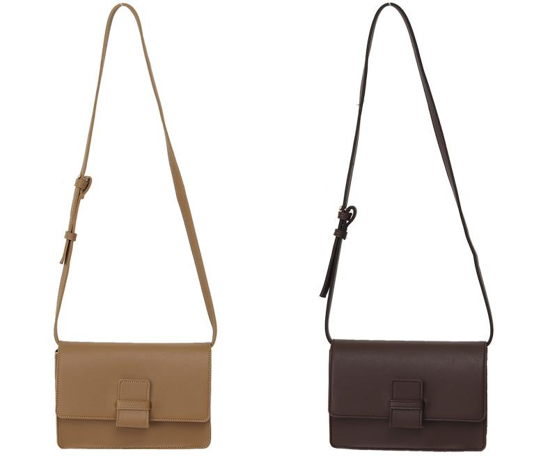 Lown rectangle bag_C