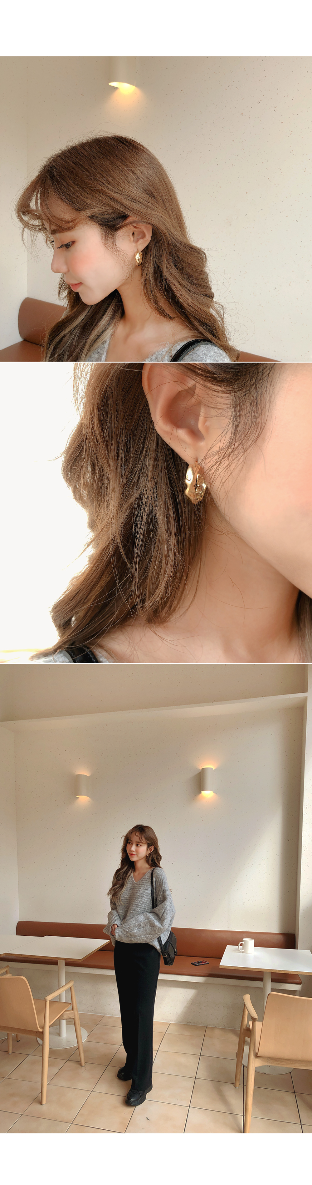 Unique Hanling Earrings