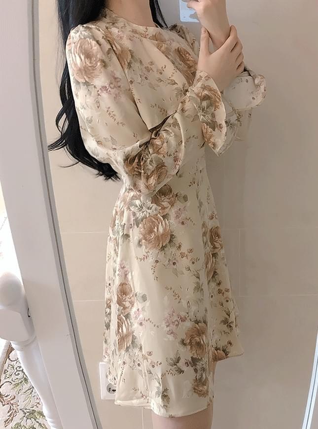 Cherni floral dress 洋裝