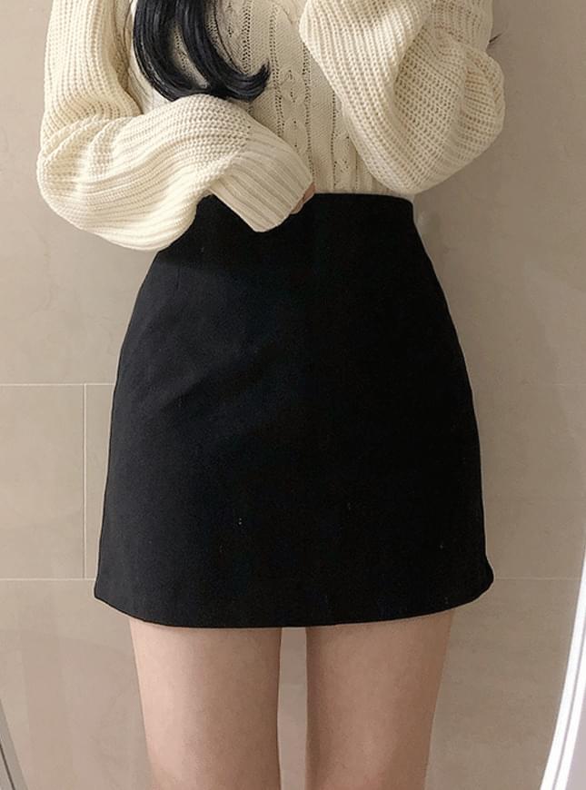 Bijou Daily H-line Skirt Pants
