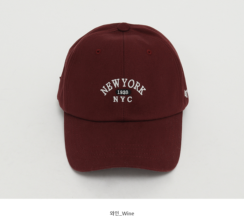 New york ball cap_J (size : one)