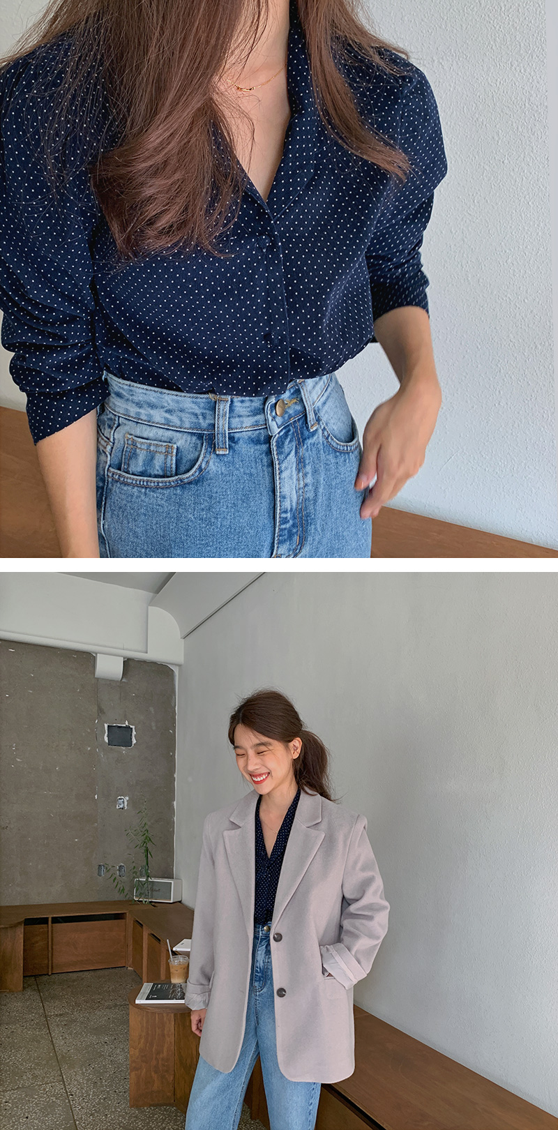 Lable washing denim pants_SA