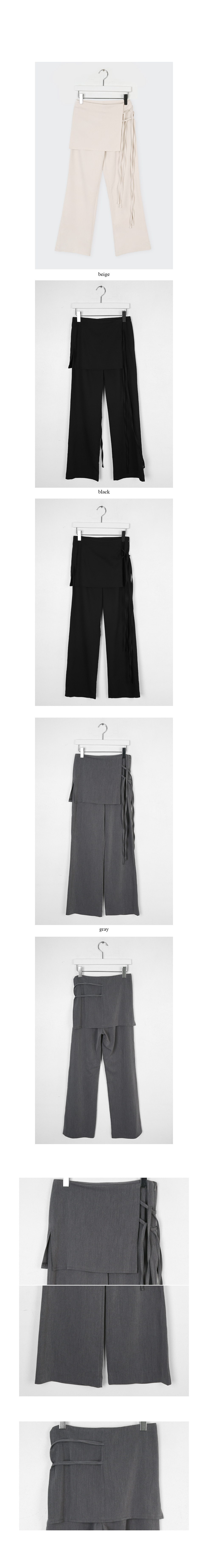 urban strap forming pants