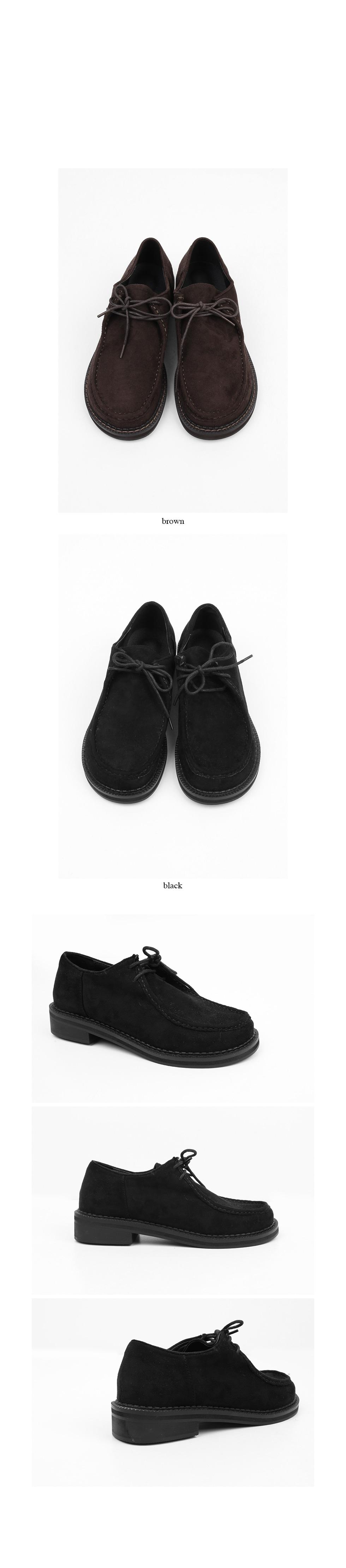 suede platform cool shoes (2colors)