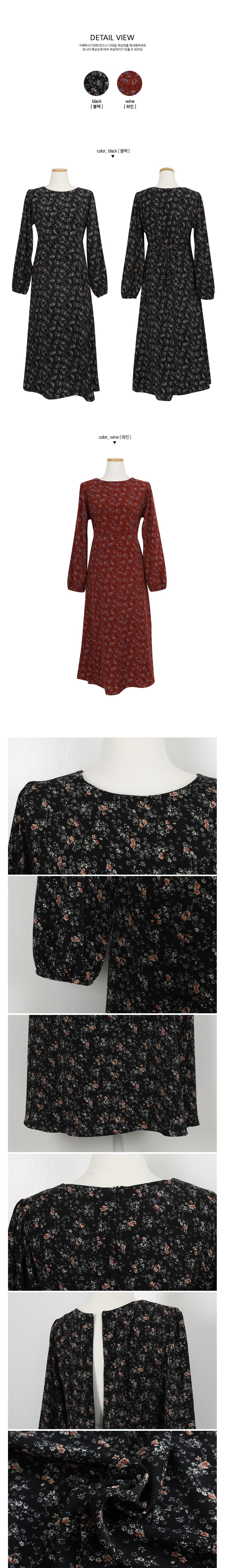 Taki Floron Dress
