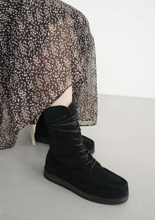 soft suede walker boots 靴子
