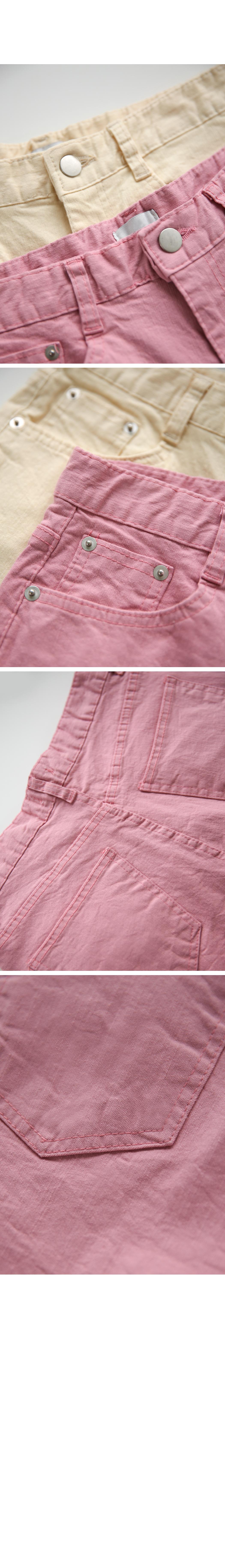Pastel color shorts