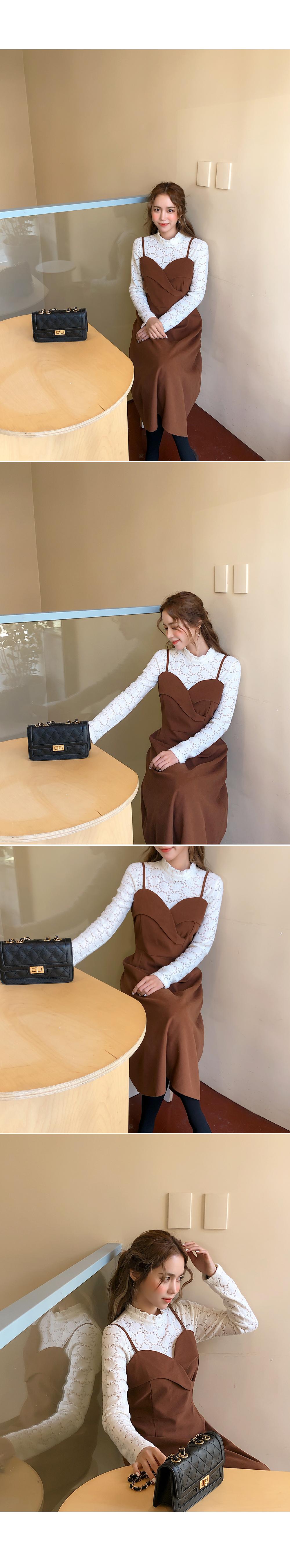 Simple and stylish dress