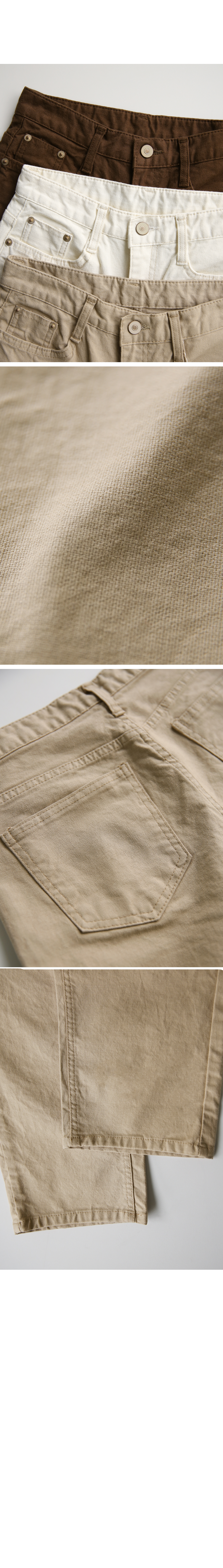 Nut Color Boy Pants