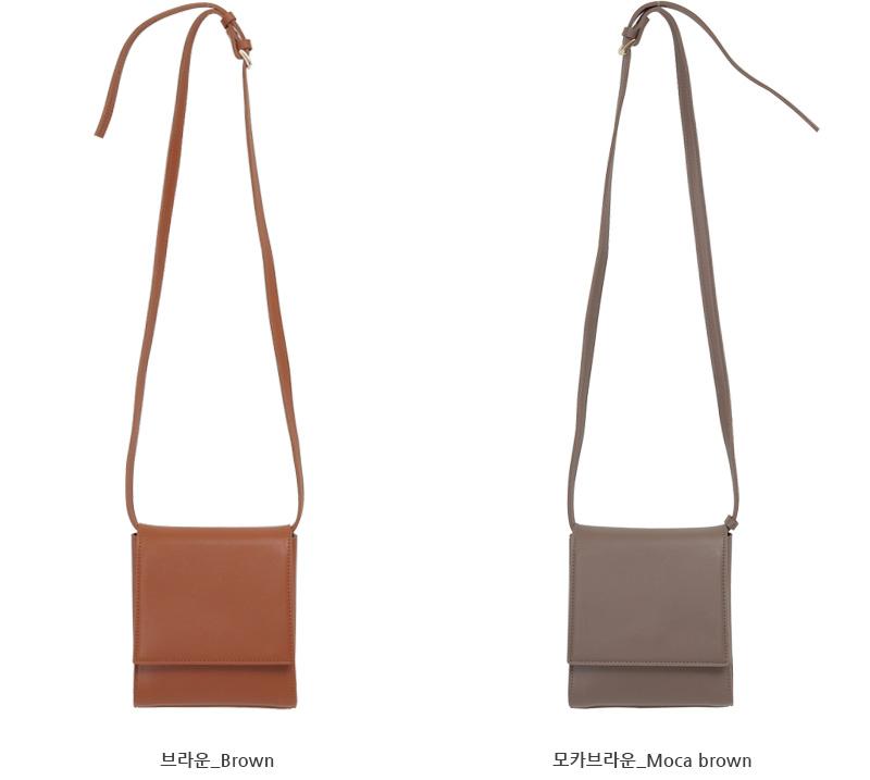 Let simple cross bag_U