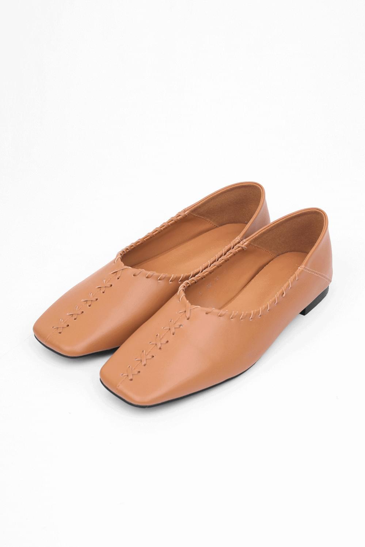 twist flat loafer (5colors)