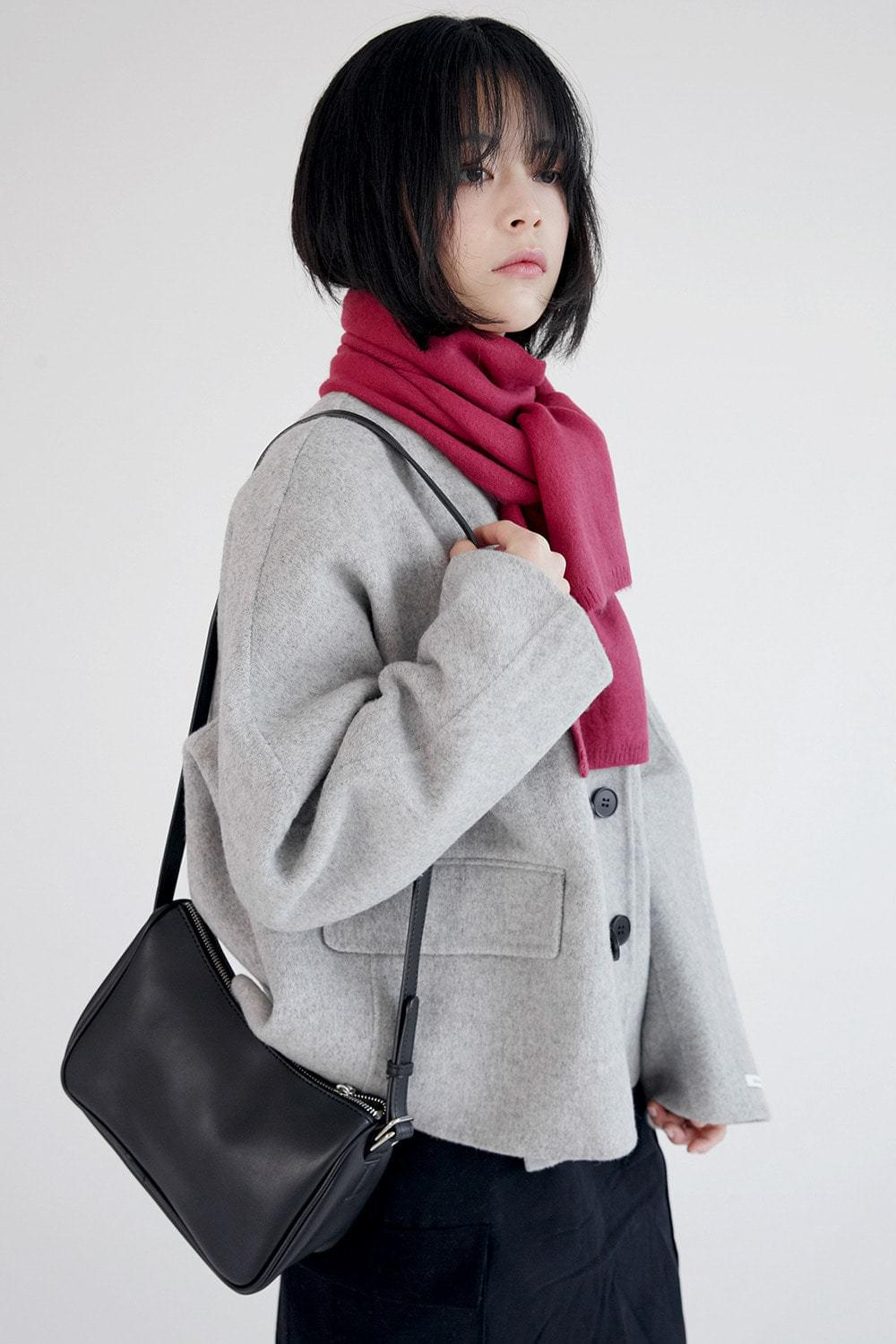 soft texture daily bag (4colors)