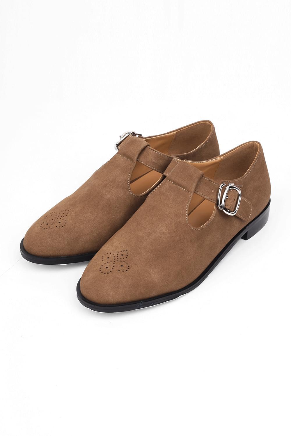 matt strap loafer (2colors)