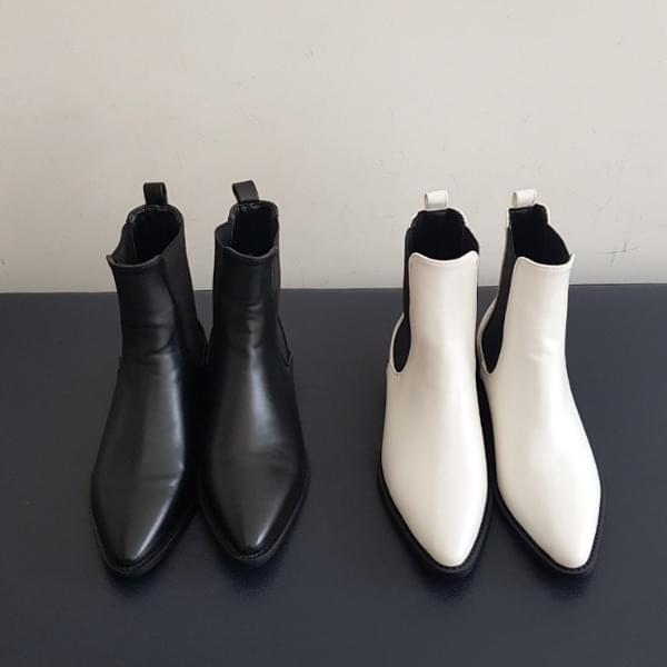 Pet Banding Ankle Boots
