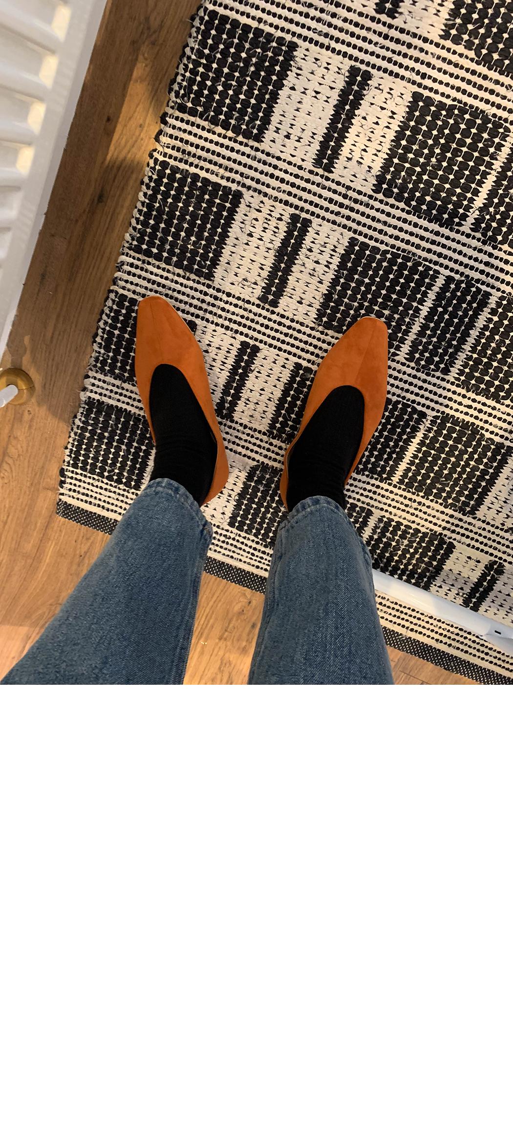 Caramel Boy Straight Pants