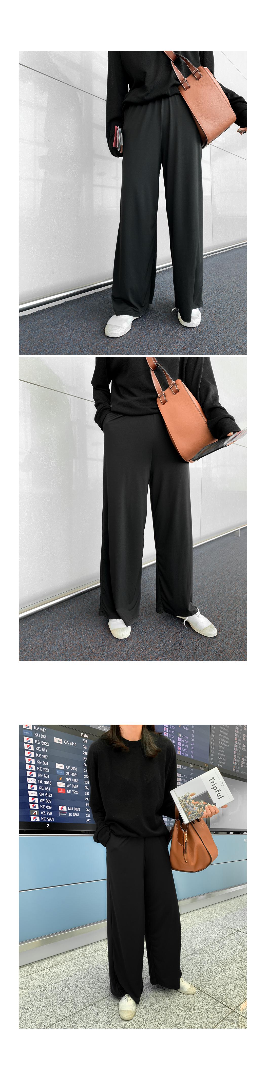 Planning Specials / PBP. Cooling Wide Bending Pants
