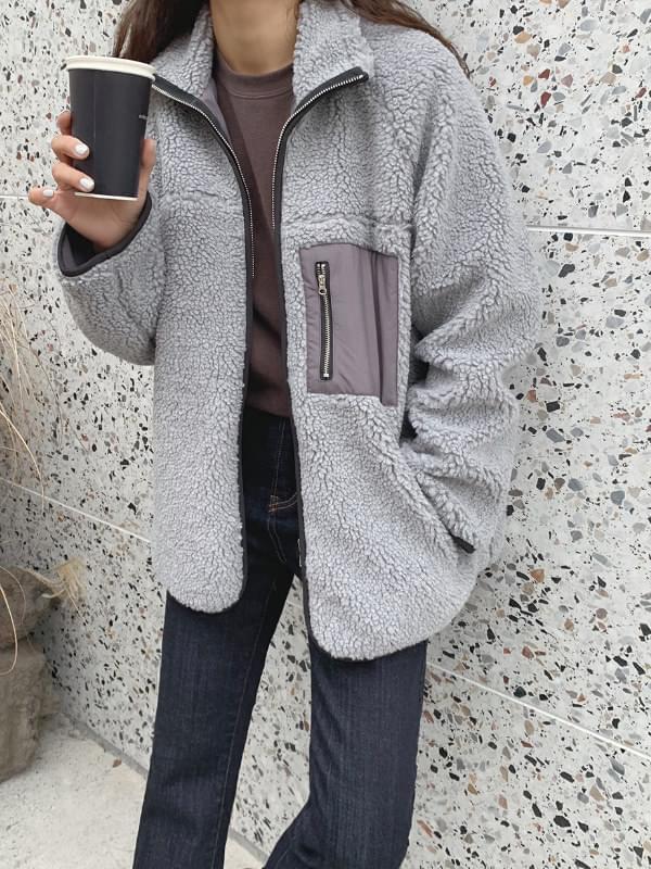 Flex Reversible Fleece Jacket