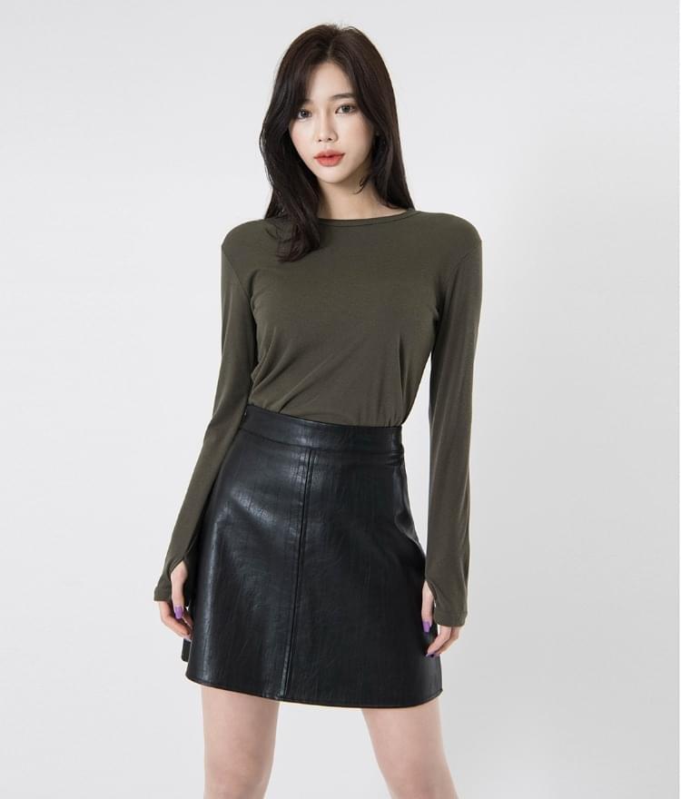 Coo Warmer Round T-Shirt