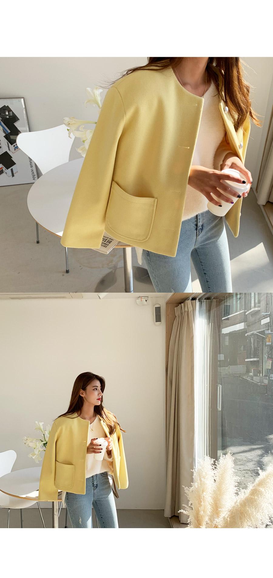 Fadeper Soft V Neck Knit