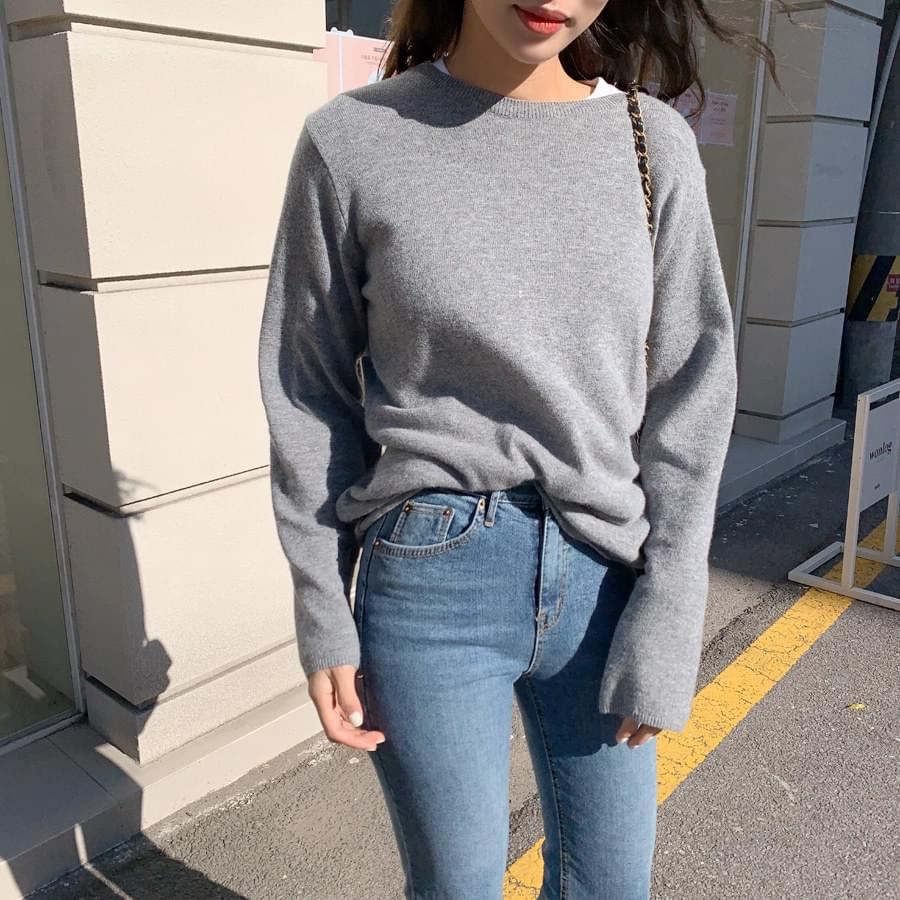 Day wool knit