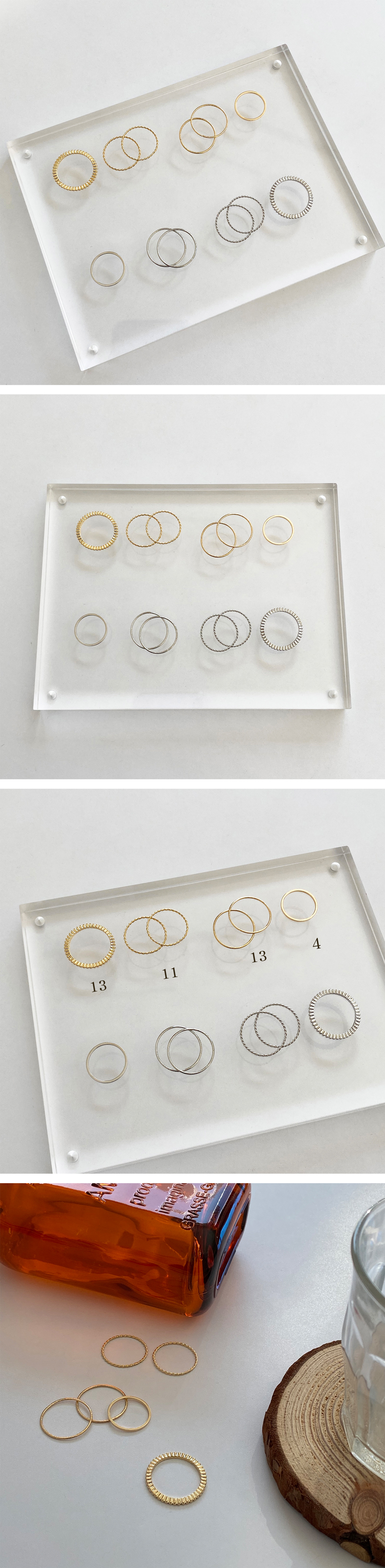varn ring set