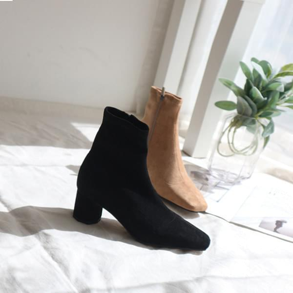 Rael suede ankle boots