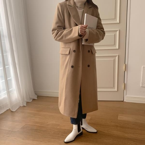 Rasiel Wool Double Coat