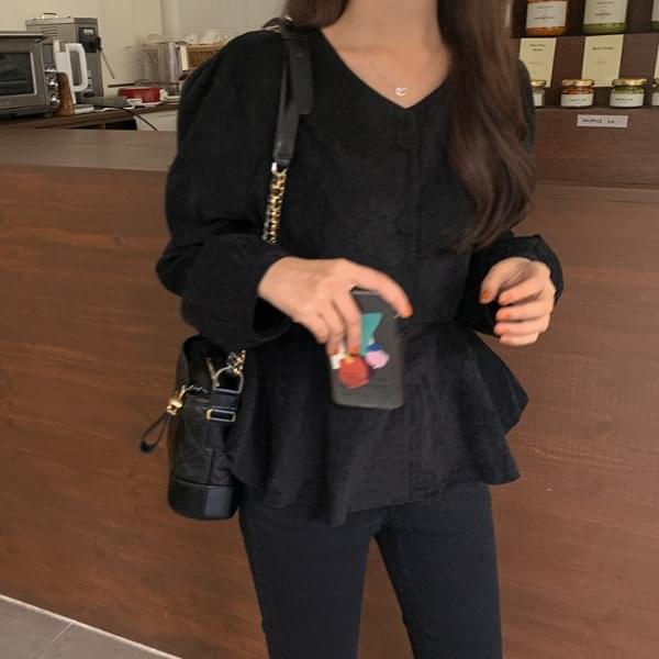 Loha corduroy blouse