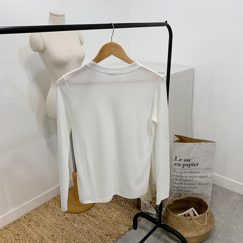 POLOZE Daily Span T-Shirt