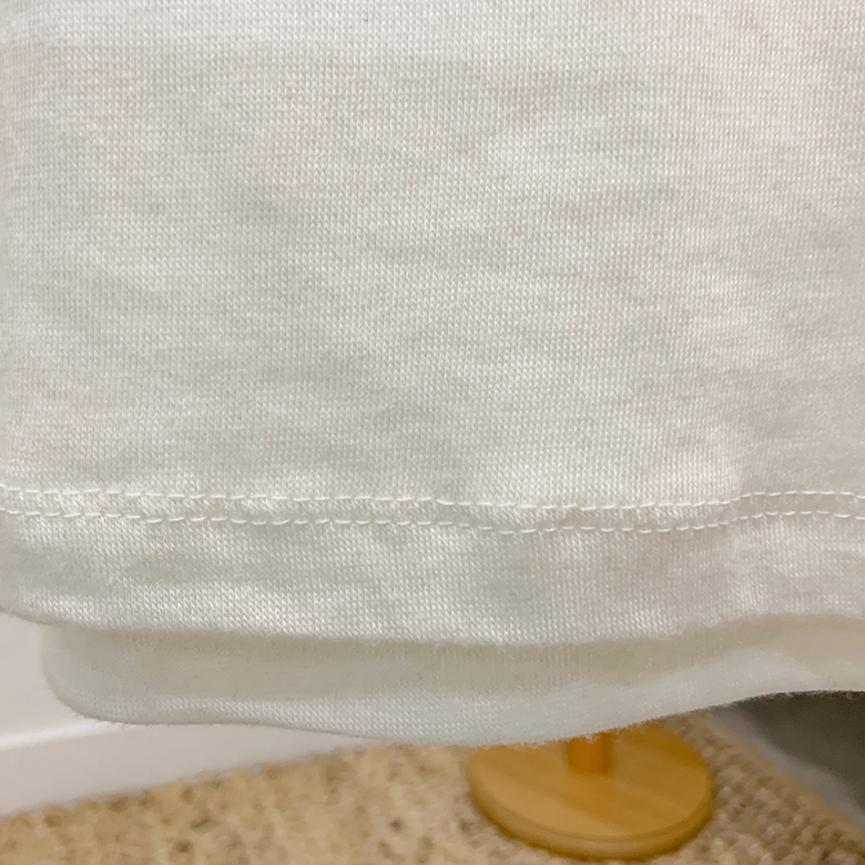 Angel Simple Basic Daily T-Shirt
