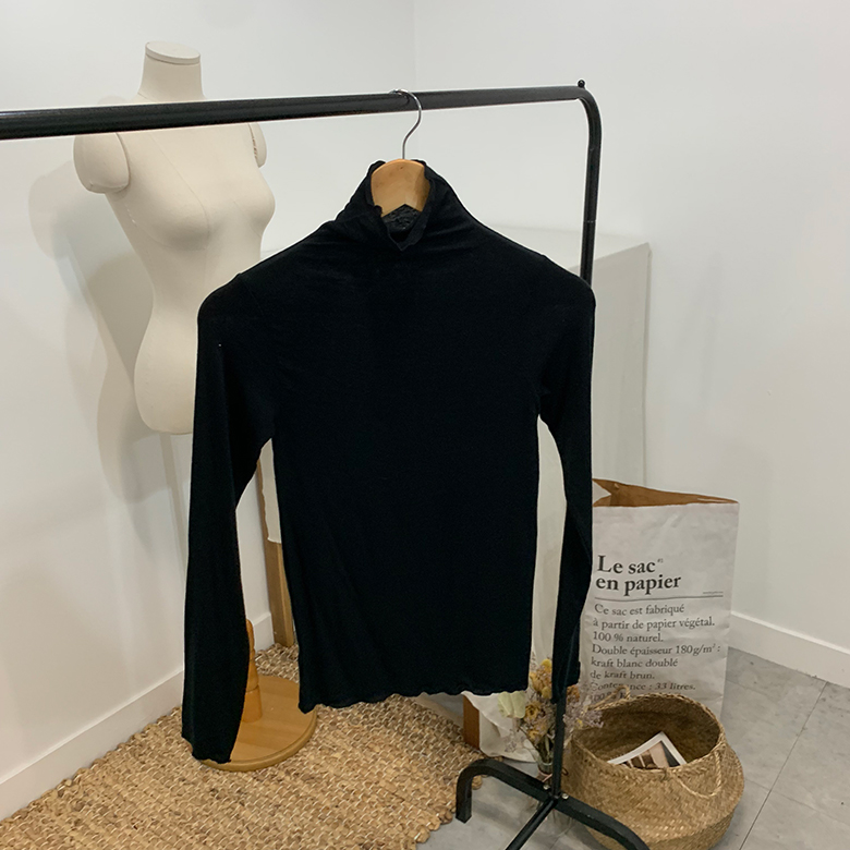 Catherine wool polar t-shirt