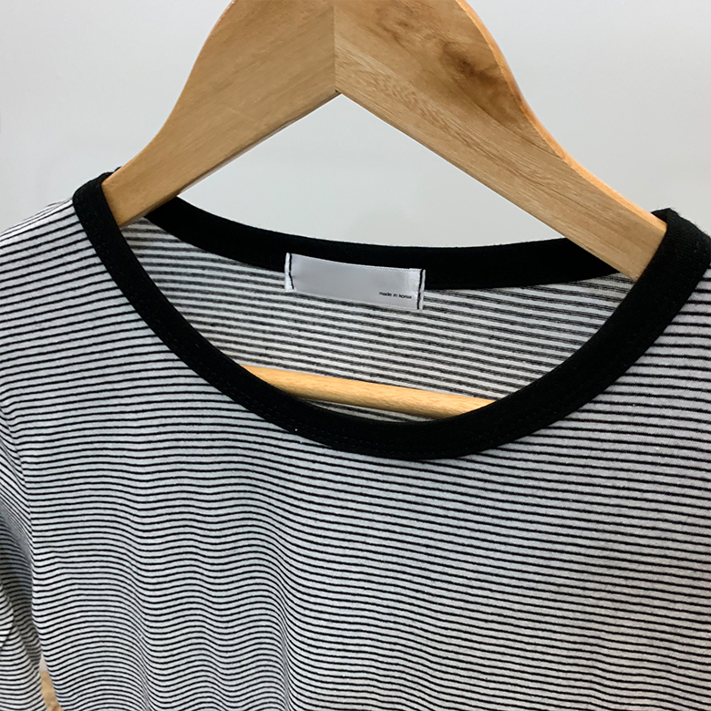 Bruno striped color T-shirt