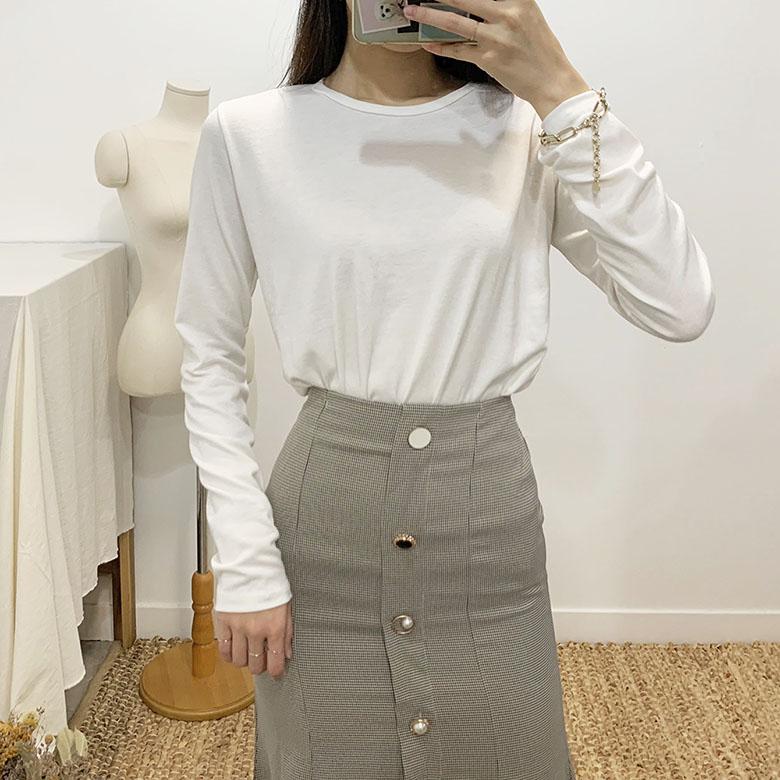 Monet Daily Round Long Sleeve T-Shirt