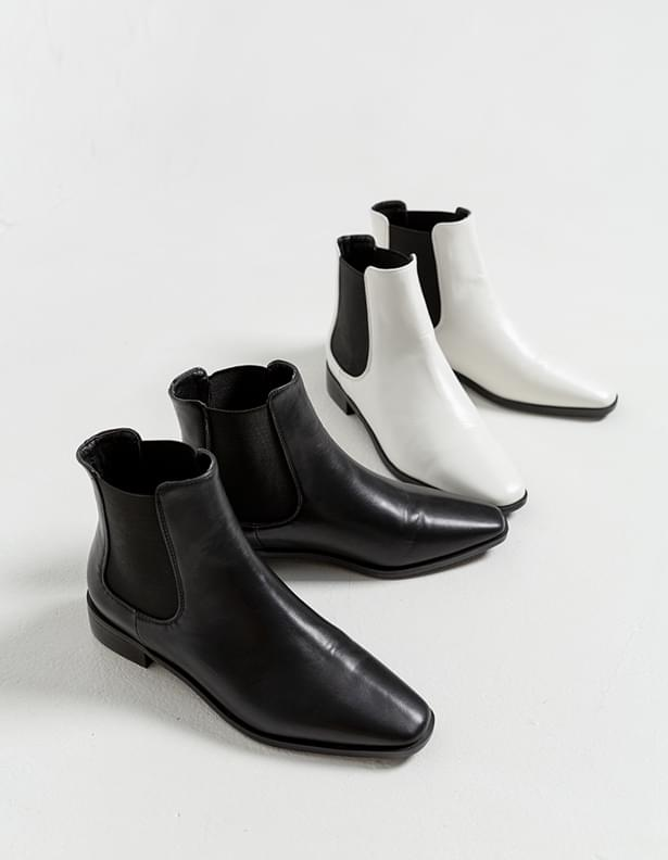 Glue chelsea boots
