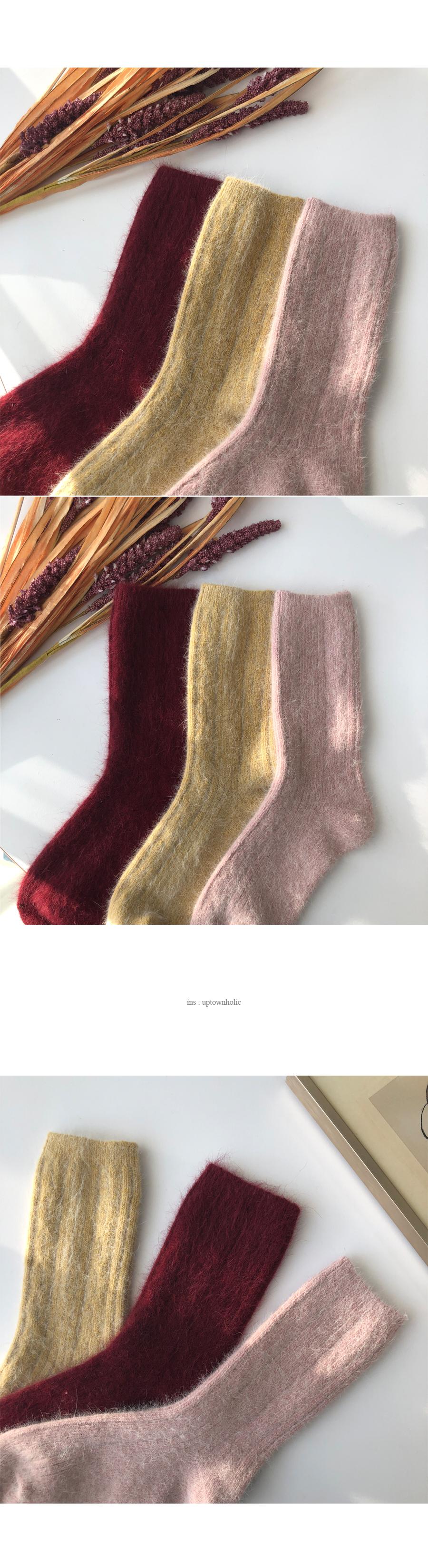 Pretzel socks
