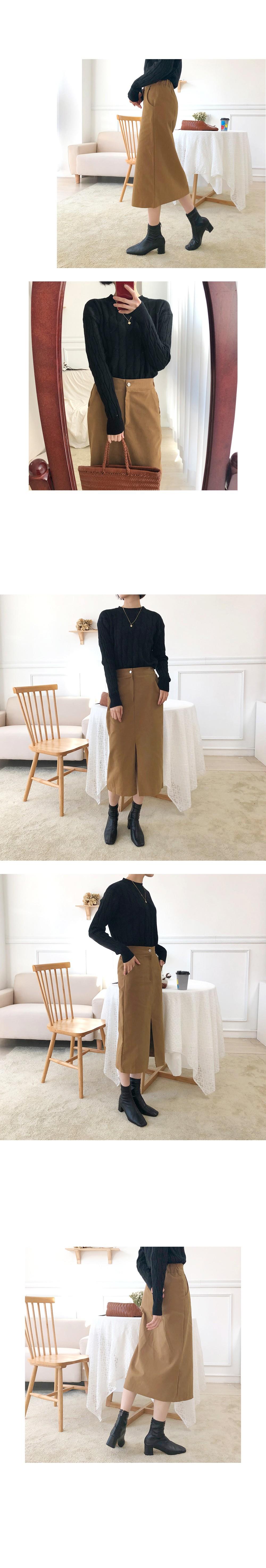 Slaw long skirt
