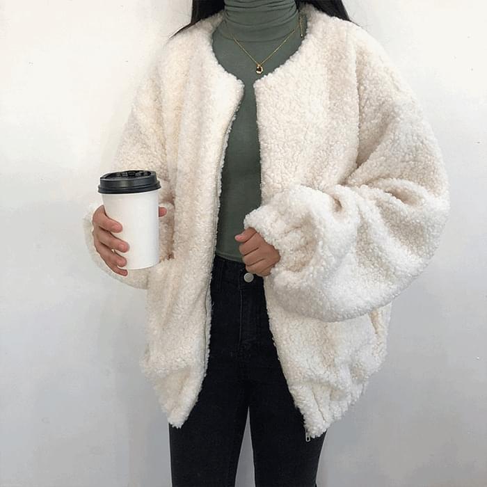 Four-Fleece Zippers