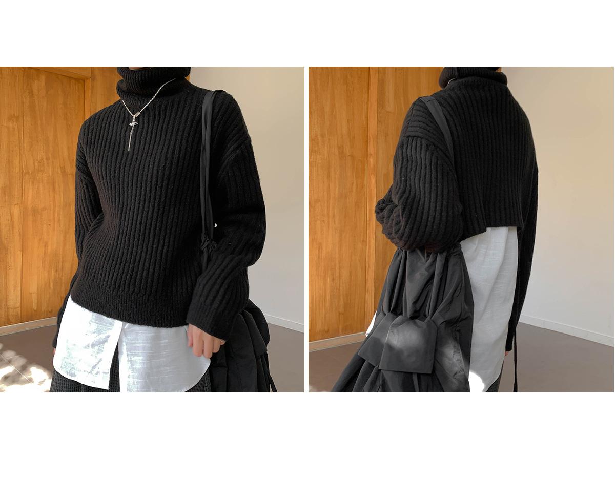 Back Ribbon Tuche Polarite