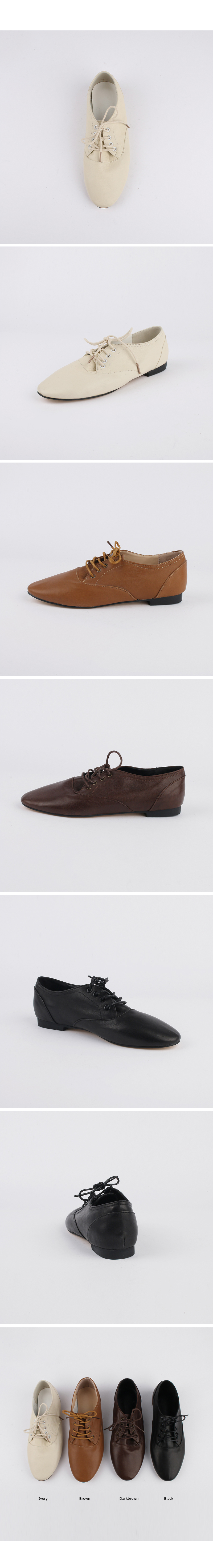Real Leather Daily Loafers 1cm