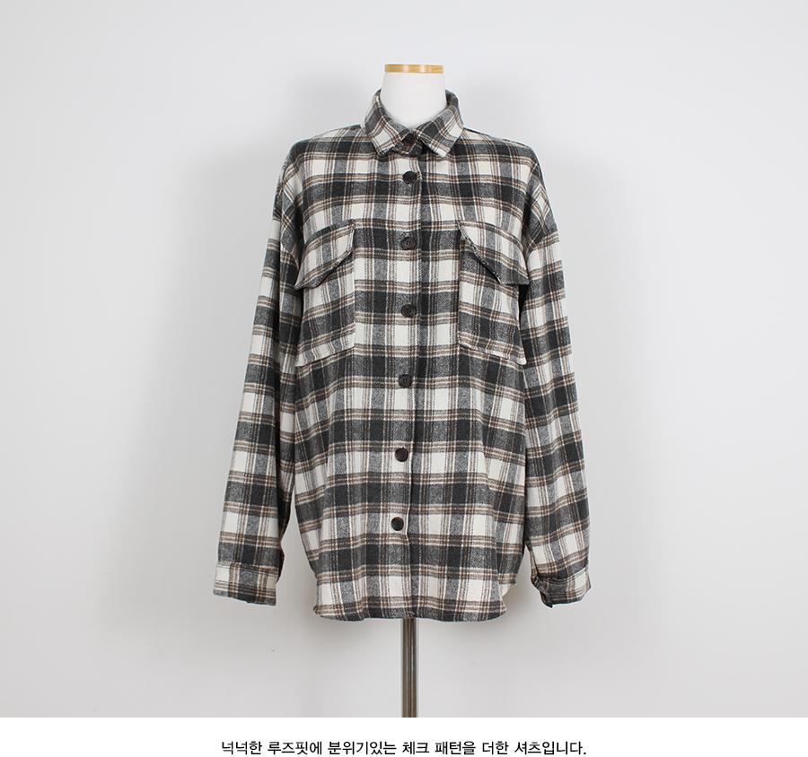 Ace check shirt
