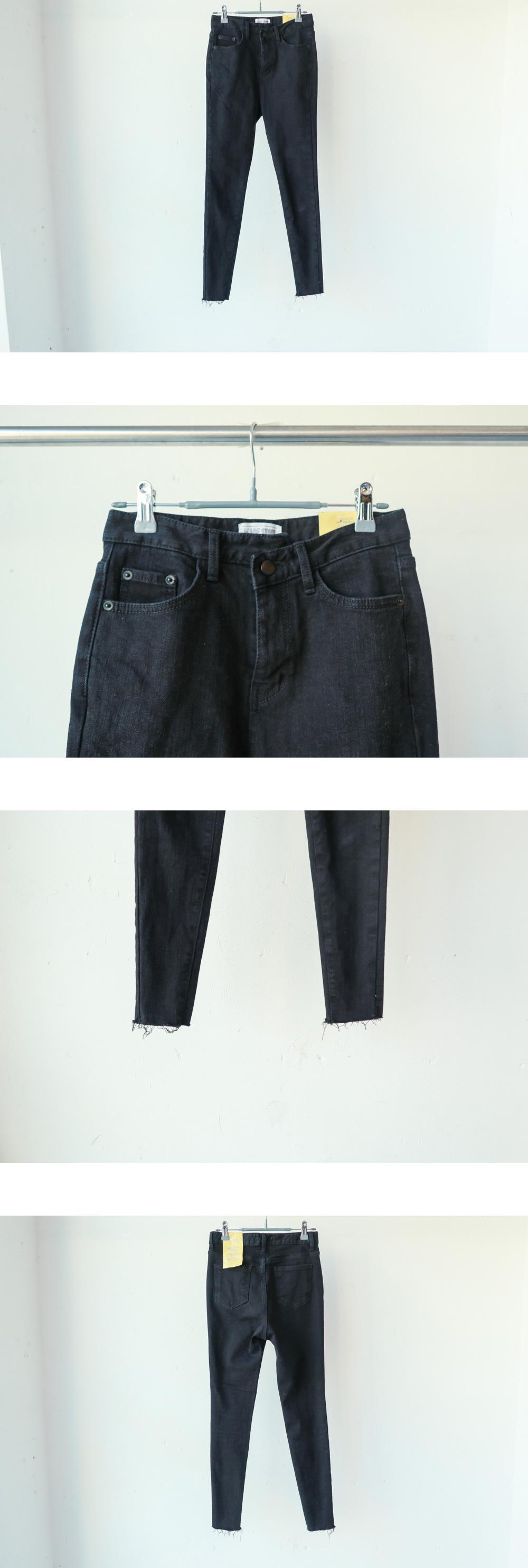 521 skinny black jeans